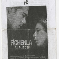 "Program for the production ""Fíchenla, si pueden"""