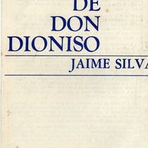 Program for the production, Las travesuras de Don Dioniso