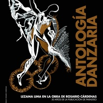 Poster for the theatrical production, Antología Danzaria