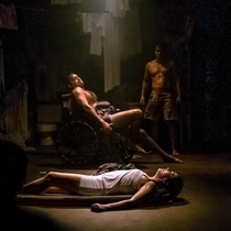 "Photograph of the Production, ""Fango"" (Miami)"