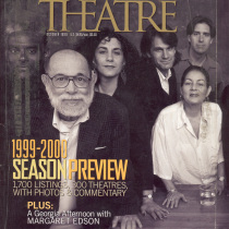 American Theatre magazine, Oct. 1999