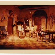 "Photograph of the production, ""Rice and Beans"""