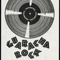 "Poster for the production, ""Guaracha Rock"""