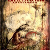 Poster for the production, Morir del cuento