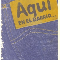 "program for the production, ""Aqui en el barrio"""