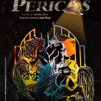 "Poster for the production ""Las Pericas"""