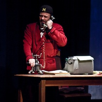 "Photograph of the Production, ""Cartas de amor a Stalin"""