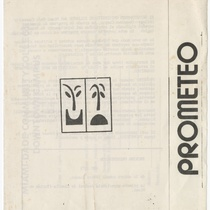 Membership form, Prometeo theater group