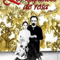 "Poster for the production, ""Los zapaticos de rosa"""