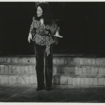 "Photograph of the production, ""Cap-a-Pie"""