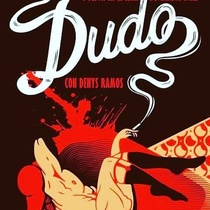 "Poster for the production, ""Dudo"""