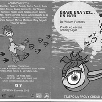 Program for the production, Erase una vez un pato