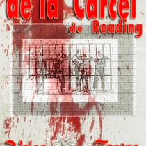"Poster for the production, ""La Balada de la Cárcel de Reading"""