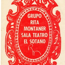 "Program for the production, ""El gato simple"""