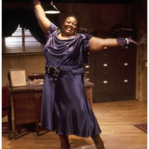 "Janis Warner (Bessie), in ""Rita and Bessie"""