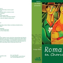 "Program for the production ""Romance en Charco Seco"""