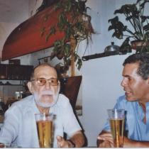 Abelardo Estorino and Reinaldo Montero