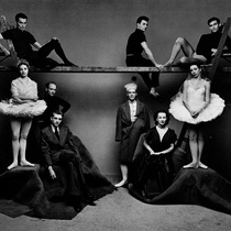 Alicia Alonso and Hugh Laing, John Kriza, Igor Youskevitch on top