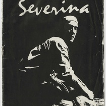 "Program for the production, ""Vida y muerte Severina"" (Teatro Musical de La Habana)"