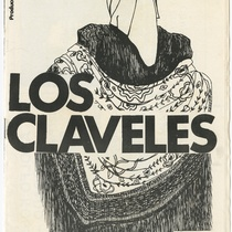 "Program for the production, ""Los claveles"" (The carnations)"