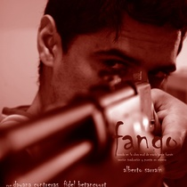 "Poster for the production, ""Fango"" (Madrid)"