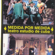 Photographs of the production, Medida por medida