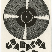 "Invitation for the production, ""Guaracha Rock"""