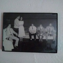 Photograph of the production, En la ardiente oscuridad