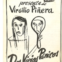 "Program for the production, ""Dos viejos pánicos"" (New York, 1978)"