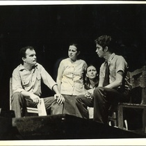 "Photograph of the production, ""Los novios"""