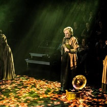 "Photograph of the Production, ""Tío Vania"""