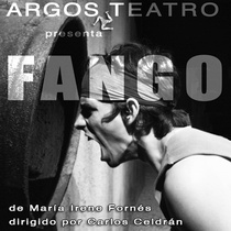 Poster for the theatrical production, Fango (La Habana)
