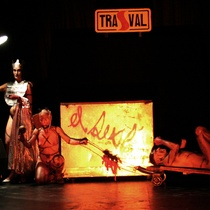 "Photograph of the production, ""Variedades Galiano"""