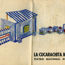 "Program for the production, ""La Cucarachita Martina y el Ratoncito Pérez"""